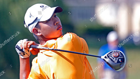 Guan Tianlang Guan Tianlang, of China, hits off the 12th tee during the second round of the St. Jude Classic golf tournament, in Memphis, Tenn