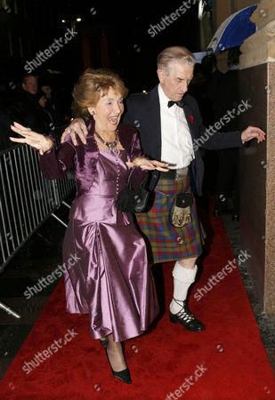 Photo libre de droits de Uma Mclean and Johnny Beattie