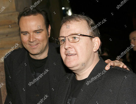 Greg Hemphill and Ford Kiernan