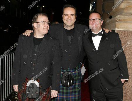 Editorial photo of Scottish BAFTA Television Awards at City Hall, Merchant City, Glasgow, Scotland, Britain - 12 Nov 2006