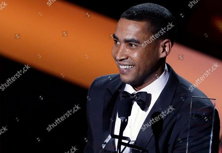 Don Omar Don Omar attends the Latin Billboard Awards in Coral Gables, Fla. A Florida judge changed the bail conditions of the Puerto Rico reggaeton singer-rapper, who is under house arrest after he was accused of domestic violence against his ex-girlfriend. Omar, whose real name is William Omar Landrón Rivera, is under electronic monitoring and will be allowed to leave his home six days a week, for work