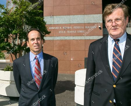 Scott London, Harland Braun Scott London, former KPMG auditor, left, and his attorney, Harland Braun leave Los Angeles Federal Court on . Federal prosecutors and the Securities and Exchange Commission on Thursday filed criminal and civil charges against fired KPMG partner Scott London for conspiracy to commit securities fraud through insider trading. The criminal complaint alleges that London, 50, of Agoura Hills, Calif., provided confidential information about KPMG clients Herbalife Ltd., Skechers USA Inc., Deckers Outdoor Corp., RSC Holdings and Pacific Capital to Bryan Shaw, a close friend, from late 2010 until last month. Prosecutors allege that Shaw made more than $1.2 million in illicit profits by trading in advance of company announcements on earnings results or mergers