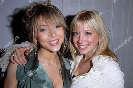 Ashley Peldon and Courtney Peldon