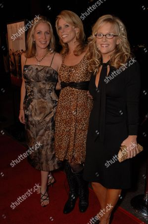Carrie Aizley, Rachael Harris and Cheryl Hines