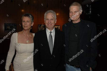 Jamie Lee Curtis, Christopher Guest and Stephen Bing