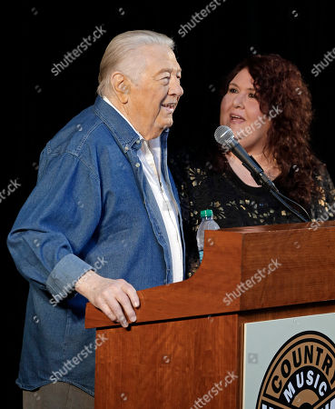 Jack Clement, Alison Clement Jack Clement and his daughter, Alison Clement, speak, in Nashville, Tenn., during the announcement of the newest inductees into the Country Music Hall of Fame. Clement will be inducted with Kenny Rogers and Bobby Bare
