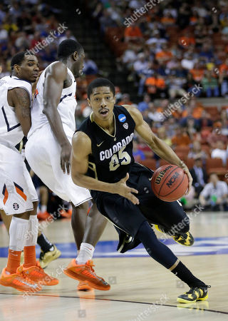 Spencer Dinwiddie Colorado's Spencer Dinwiddie during the second half of a second-round game of the NCAA college basketball tournament, in Austin, Texas. Illinois beat Colorado 57-49