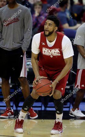 Editorial picture of NCAA Indiana Basketball, Washington, USA