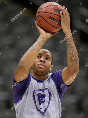 Rodney McGruder Kansas State guard Rodney McGruder shoots during practice for a second-round game in the NCAA men's college basketball tournament in Kansas City, Mo., . Kansas State is scheduled to play La Salle on Friday