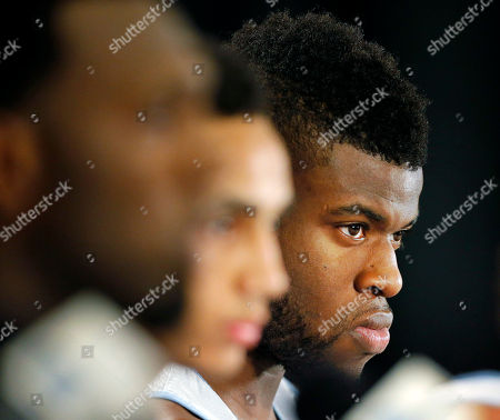 Reggie Bullock North Carolina guard Reggie Bullock listens to a question during a news conference for their third-round game in the NCAA college basketball tournament at the Sprint Center in Kansas City, Mo., . North Carolina is scheduled to play Kansas on Sunday