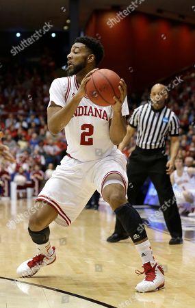 Editorial photo of NCAA Temple Indiana Basketball, Dayton, USA
