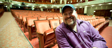 """Frank Wildhorn Composer Frank Wildhorn sits inside a theater in West Palm Beach, Fla. Wildhorn first found success as a pop and R&B songwriter, penning Whitney Houston's ballad """"Where Do Broken Hearts Go."""" He ruled Broadway in the late 1990s when he had three shows running simultaneously, a nearly four-year run for """"Jekyll and Hyde,"""" """"The Scarlett Pimpernel"""" and """"The Civil War,"""" which all were nominated for Tony Awards. Now, Wildhorn's eighth Broadway show, a revamped revival of """"Jekyll and Hyde,"""" opens on April 18"""