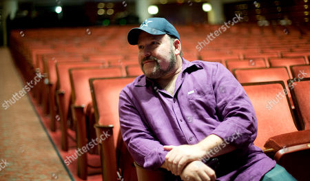 Editorial image of Theater-Frank Wildhorn, West Palm Beach, USA