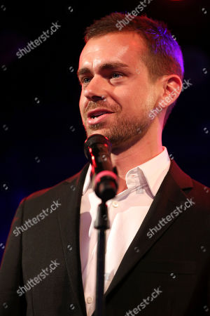 Jack Dorsey Twitter co-Founder Jack Dorsey speaks at a campaign fundraiser for Democratic Candidate for Public Advocate Reshma Saujani, in New York