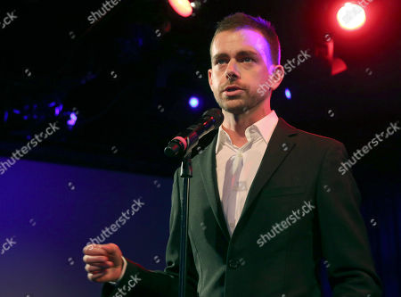 Jack Dorsey Twitter co-founder and Chairman Jack Dorsey speaks at a campaign fundraiser for Democratic Candidate for Public Advocate Reshma Saujani, in New York. Twitter CEO Dick Costolo will step down after almost five years, the company and Costolo announced . The San Francisco company says Dorsey, 38, will be its interim CEO while it looks for a replacement
