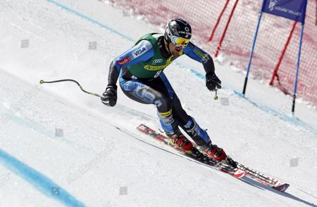 Wiley Maple Wiley Maple during the super-G race at the U.S. Alpine Ski Championships in Squaw Valley, Calif