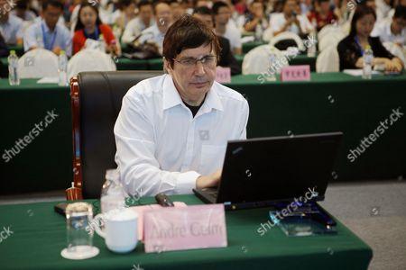 Stock Photo of Andre Geim