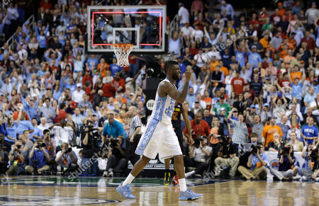 Reggie Bullock North Carolina's Reggie Bullock (35) reacts after an NCAA college basketball game against Maryland in the semifinals of the Atlantic Coast Conference tournament in Greensboro, N.C., . North Carolina won 79-76