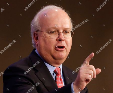 Karl Rove Republican strategist Karl Rove,of American Crossroads, speaking in Sacramento, Calif. Virtually unknown outside Washington, a coalition of hardline conservative groups are fighting to seize control of the Republican agenda