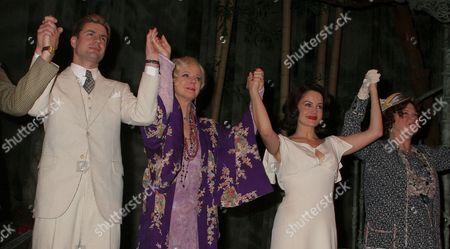 Gale Harold, Blythe Danner, Carla Gugino