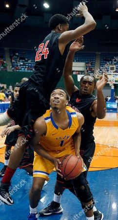 Editorial image of Class 4A Boys Championship Basketball, Jackson, USA