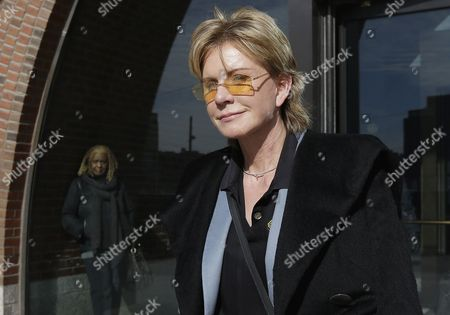 Patricia Cornwell Author Patricia Cornwell leaves federal court in Boston after she took the stand in her lawsuit against her former financial management company. A federal jury awarded crime writer Patricia Cornwell nearly $51 million, in her lawsuit against her former financial management company and a former principal in the firm. Cornwell claimed that the firm and a former executive cost her millions of dollars in losses or unaccounted revenue during their four-year relationship