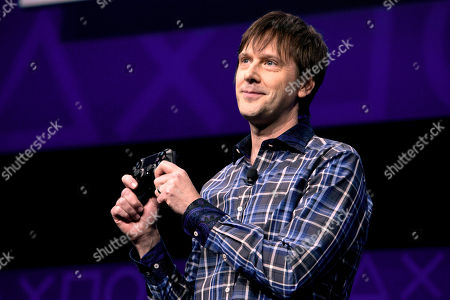 Mark Cerny Mark Cerny, lead system architect for the Sony Playstation 4 speaks during an event to announce the new video game console in New York. Sony Corp. plans to go into deeper detail at Electronic Entertainment Expo in June in Los Angeles about the system