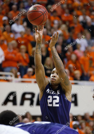 Rodney McGruder Kansas State guard Rodney McGruder shoots a foul shot against Oklahoma State in the second half of an NCAA college basketball game in Stillwater, Okla., . Oklahoma State won 76-70