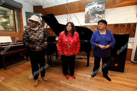 Editorial photo of Motowns Unsung Singers, Detroit, USA
