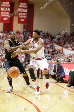 Rapheal Davis Christian Watford Purdue guard Rapheal Davis, left, defends Indiana forward Christian Watford in the second half of a NCAA college basketball game in Bloomington, Ind., . Indiana defeated Purdue 83-55