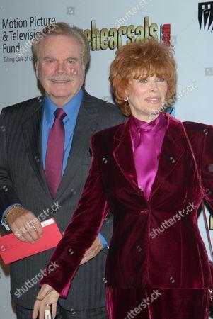 Robert Wagner and Jill St. John