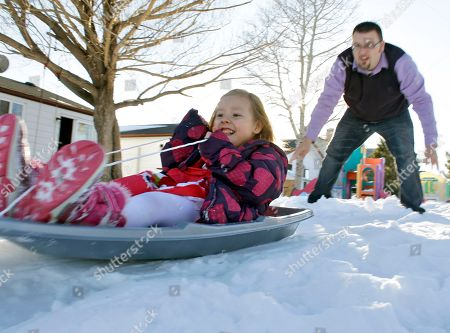 Coy Mathis, Jeremy Mathis Coy Mathis is pushed on a sled by her father, Jeremy, in the back yard of their home in Fountain, Colo. Coy has been diagnosed with Gender Identity Disorder. Biologically, Coy, 6, is a boy, but to her parents, three sisters and brother, family members and the world, Coy is a transgender girl
