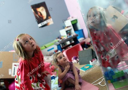 Coy Mathis, Auri Mathis Coy Mathis, left, plays with her sister, Auri, 2, center, near a mirror at their home in Fountain, Colo. Coy has been diagnosed with Gender Identity Disorder. Biologically, Coy, 6, is a boy, but to her parents, three sisters and brother, family members and the world, Coy is a transgender girl. Ideas about gender-disorders began to develop in the 1950s, and have been evolving ever since, both within the medical community, and in American society