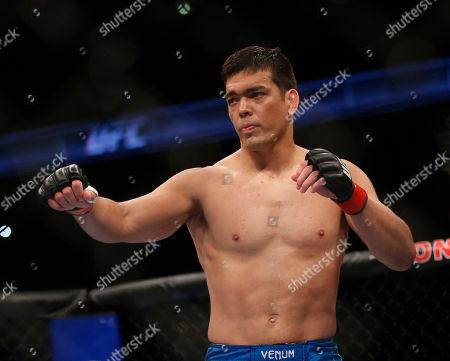 Lyoto Machida Lyoto Machida during his UFC 157 light heavyweight mixed martial arts match against Dan Henderson in Anaheim, Calif