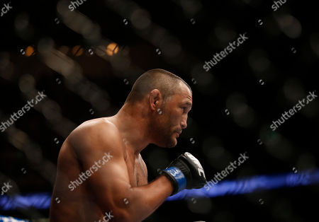 Editorial picture of UFC 157 Mixed Martial Arts, Anaheim, USA