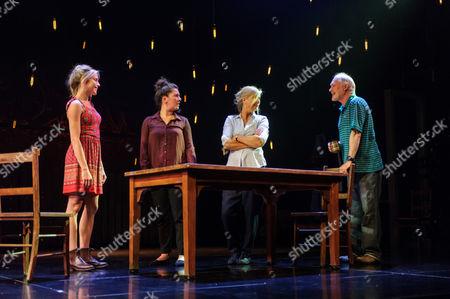 Kirsty Oswald (Rosie Price), Natalie Casey (Pip Price), Imogen Stubbs (Fran Price), Ewan Stewart (Bob Price)