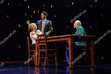 Imogen Stubbs (Fran Price), Richard Mylan (Ben Price), Ewan Stewart (Bob Price)
