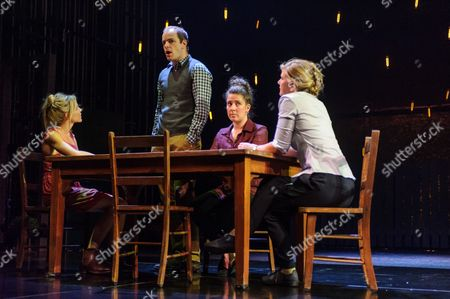 Kirsty Oswald (Rosie Price), Matthew Barker (Mark Price), Natalie Casey (Pip Price), Imogen Stubbs (Fran Price)