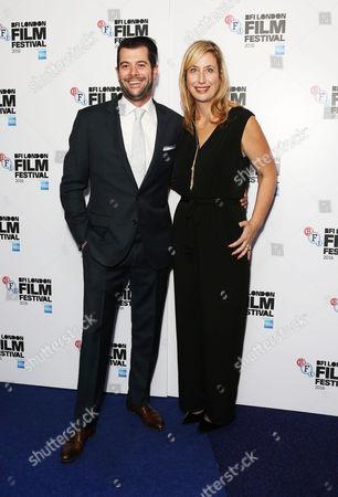 Tom Butterfield (Producer) and Sofia Sondervan (Producer)