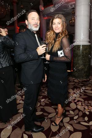 Derrick Borte (Director) and Wife Sandra