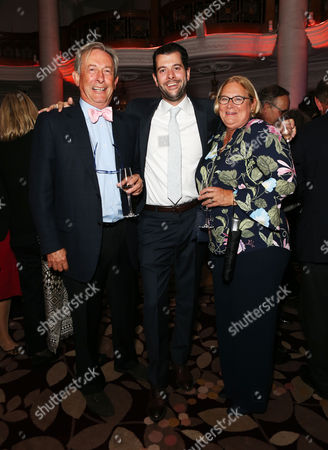Tom Butterfield (Producer) with Mother and Father