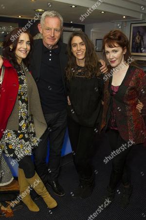 Stock Photo of Maria Pastel, Michael Simkins, Emily Bruni (Woman) and Madeleine Potter