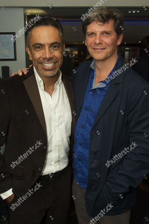 David Bedella and Nigel Harman (Director)