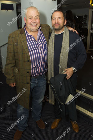 Cliff Parisi and Joel Beckett