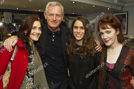 Editorial picture of 'Lunch/The Bow Of Ulysses' play, Gala, London, UK - 11 Oct 2016