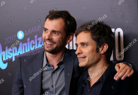 Jonas Cuaron and Gael García Bernal