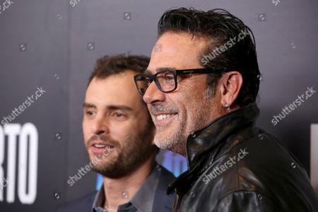 Jonas Cuaron and Jeffrey Dean Morgan
