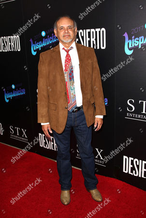 Editorial image of 'Desierto' film premiere, Arrivals, Los Angeles, USA - 11 Oct 2016