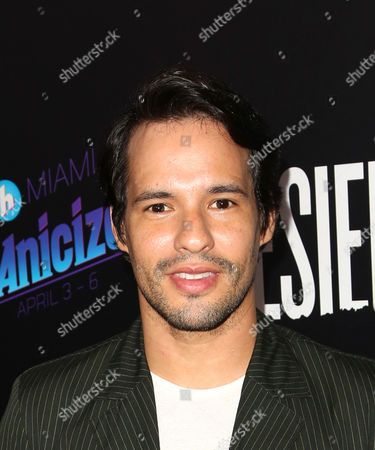 Stock Picture of Yamil Urena