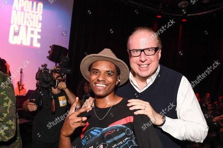 Jahkoy, Def Jam CEO Steve Bartels